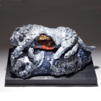 CORMAC BOYDELL ~ Out of the Strong came forth Sweetness ceramic 15 x 24 x 20 cm - €1250