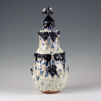 CORMAC BOYDELL ~ Blue Lidded Vessel ceramic 43 cm high - €575