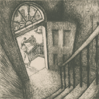 ANN McKENNA - A Time and a Place - drypoint - €140