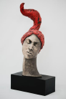 AYELET LALOR ~ Alone with the quiet day - ceramic - €1400