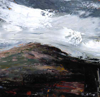 DONAGH CAREY ~ Windswept - oil on board - 15 x 15 cm - €200 - SOLD