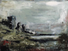 DONAGH CAREY - Dun Locha - oil on board - 22 x 30 cm - €435