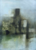 DONAGH CAREY - Fort of the Lake - oil on canvas - 70 x 50 cm - €780 - SOLD