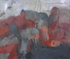 WENDY DISON ~ Conigar - oil on canvas - €1100