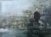 DONAGH CAREY - Mural Tower - oil on canvas - 75 x 100 cm - €2200