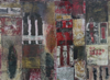 ALYN FENN - Layers I - mixed media - 76 x 96 cm - €595