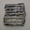 JIM TURNER - Gravity Waves - porcelain paper clay - €75 - SOLD