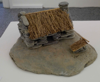 MICK O'CALLAGHAN - Sailor's Cottage - found objects - €150 - SOLD