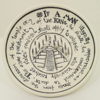 BRIAN LALOR / JIM TURNER - If a man illegally... - ceramic bowl - €120