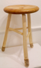 ALISON OSPINA - Hazel Tripod with Elm Seat - €180 - SOLD