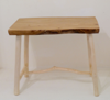 ALISON OSPINA - Hazel Bench Stool with Elm Top - €180 - SOLD
