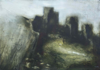 DONAGH CAREY - Promontory - oil on canvas - 50 x 70 cm - €780