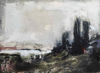 DONAGH CAREY - Three Towers - oil on board - 22 x 30 cm - €435