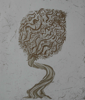 AKINO / O'FARRELL ~ Tree of Knowledge - etching & aquatint - 22 x 19 cm - €225 - ONE SOLD