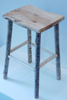 ALISON OSPINA -  Hazel Kitchen Stool with Beech top- €270