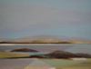 ANGELA FEWER - In the Bay - acrylic on board - 34 x 44 cm - €820