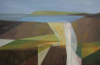 ANGELA FEWER - Road West - acrylic on canvas - 60 x 90 cm - €1900