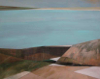 ANGELA FEWER - Towards the Islands - acrylic on canvas - 61 x 75 cm - €1500