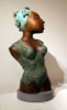 AYELET LALOR ~ If I were under water - bronze edition 1/6 - 4 others available - 36 x 13 x 32 cm - €3600
