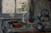 CHRISTINE THERY ~ Deserted - Still Life - oil on canvas - 61 x 92 cm - €2600