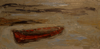 CHRISTINE THERY ~ Island Punt - oil on board - 12.5 x 25 cm - €290