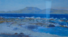 DAMARIS LYSAGHT - Loughaun, Bantry Bay - oil on canvas - 20 x 35 cm - €785