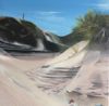 DIANE KINGSTON - The Dunes - oil on canvas - €1200