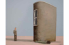 DIARMUID BREEN - Predicament Place - part 3 of triptych - oil on canvas - 30 x 24 cm - €1200 for 1/2/3