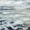 DONAGH CAREY _ Crewe Bay - acrylic on board - 15 x 15 cm - guide price €180