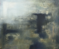 DONAGH CAREY - Entrance Refuge IV- oil on canvas - 52 x 61 cm - €780