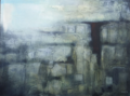 DONAGH CAREY - Epoch, Skellig VII - oil on canvas - 76 x 101 cm - €2200