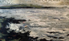 DONAGH CAREY ~ Sparkling Sea - oil on board - 14 x 22 cm - €245