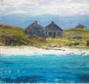 HELEN O'KEEFFE - Island History - oil on board - €595 - SOLD