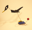IAN McNINCH - Blue Jay - objects trouve - €300
