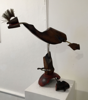 IAN McNINCH ~ Cock Spur - found objects - 56x44x30 cm - €420