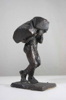 HOLGER LÖNZE - Loading the Skiff - bronze ed.3/4 - 15 x 10 x 10 cm - €800