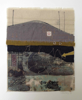 JO HOWARD - Grey Mountain Zone - textile - 25 x 20.5 cm - €150