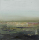 LESLEY COX - I don't know your name - oil on canvas - 20 x 20 cm - €260