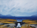MARINA THOMAS - Dunmnaus bay - oil - 36 x 46 cm -€380