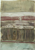 MIRIAM BARRY - Latent Land Winter - mixed media on paper - guide price €300