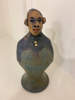 PAT CONNOR - Girl with gold necklace - ceramic €800