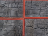 TOM WELD - Aran IV detail - charcoal on paper - 55 x 26  cm - €150 each