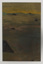 TOM WELD - Begining of the heaps - oil on paper - 44 x 37 cm - €180