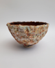 JIM TURNER - Cellulous Clay Red Bowl - 17 cm x 10 cm - €140
